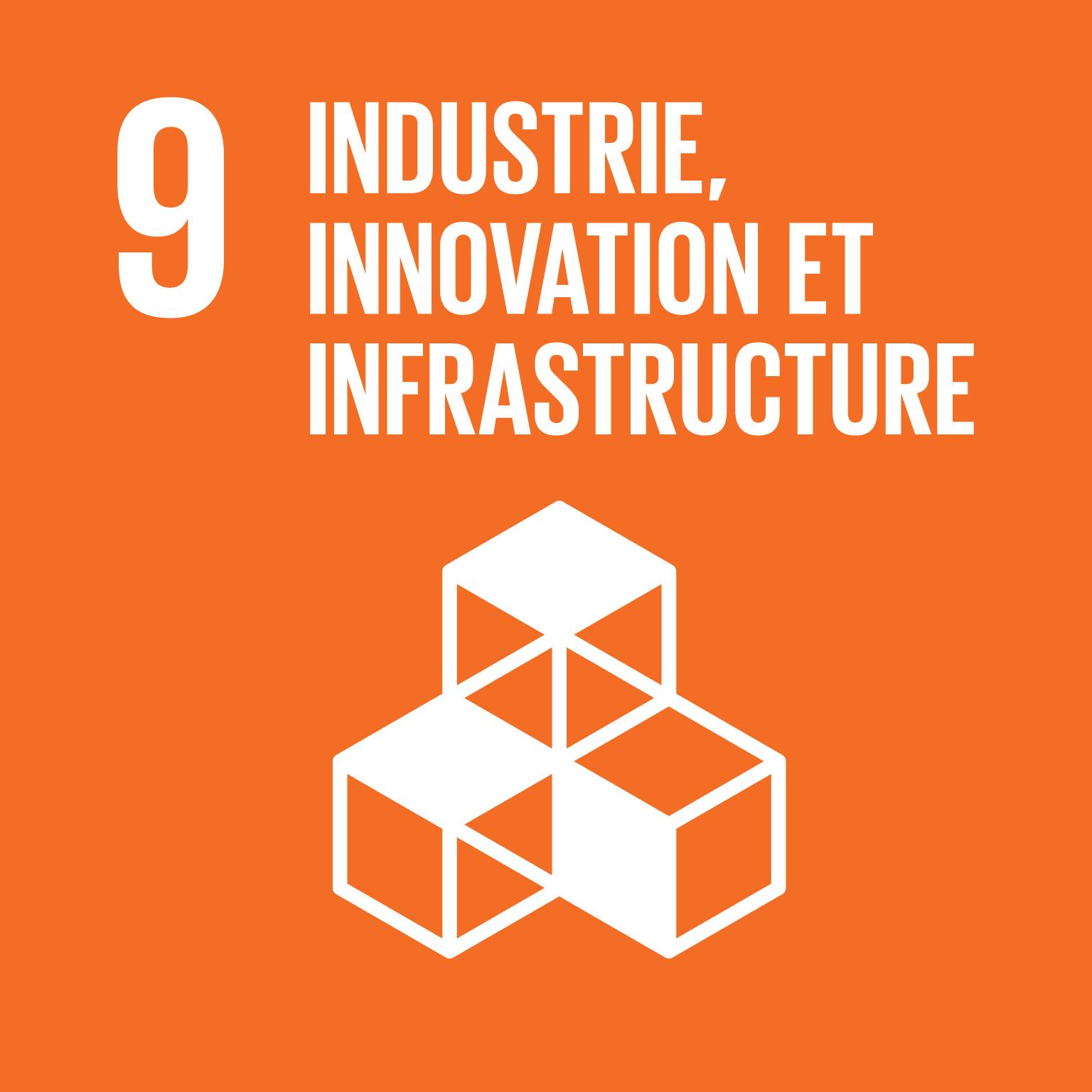 ODD Industrie innovation et infrastructure