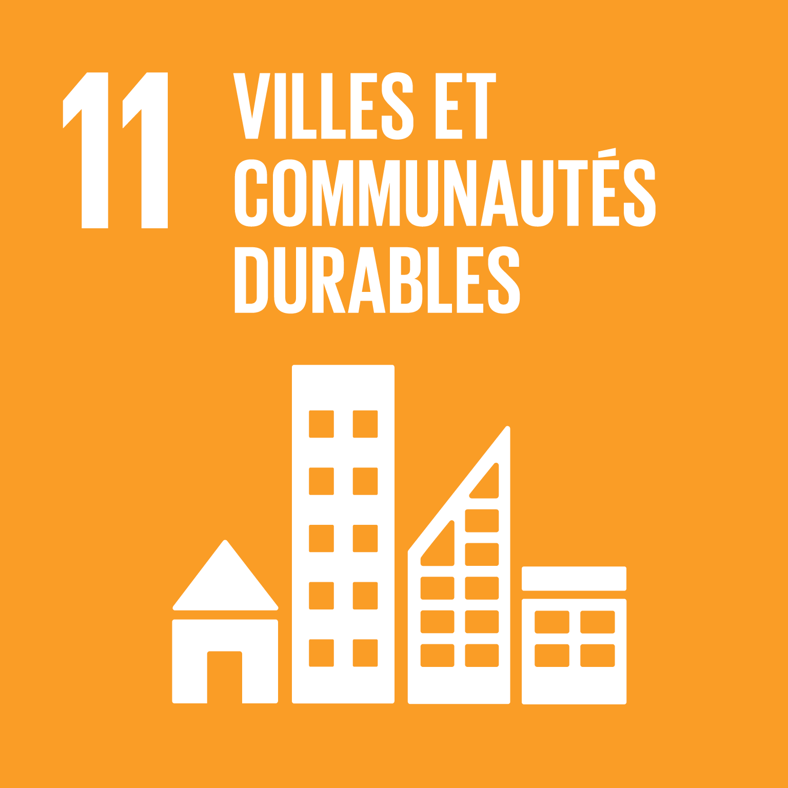 ODD Villes et communautés durables