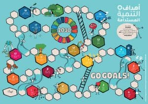 Go-Goals SDG Arabic